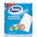Бум.пол.ЗЕВА+2-х сл.Светогорск белые (2)   (инд.300543)